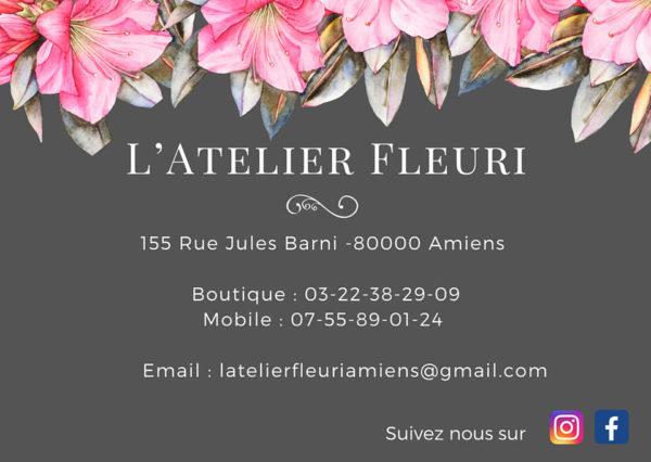 l'atelier fleuri amiens